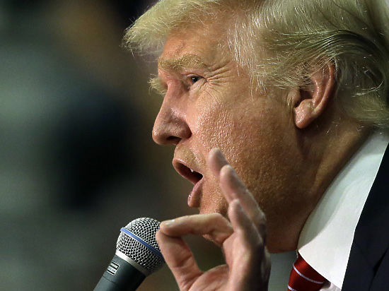 Трамп пообещал на посту президента выселить сирийских беженцев из США