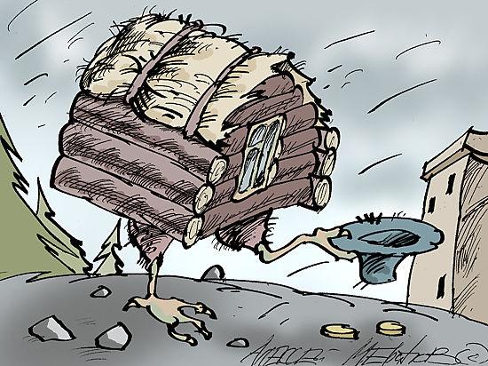 Дачников ждет катастрофа: скоро 40% участков окажутся вне закона