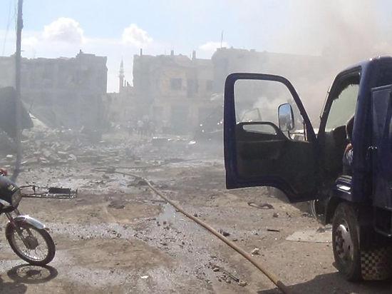 США признали, что Россия не бомбила оппозицию и население Сирии
