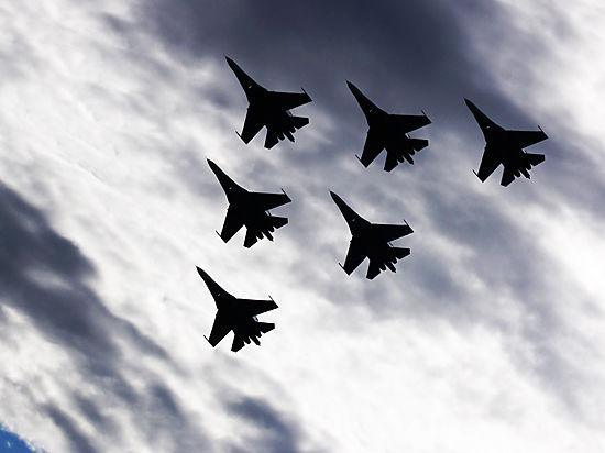РФ начала воздушную операцию после официальной просьбы президента Сирии Башара Асада