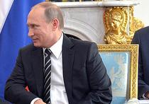 О чем кричит молчание Путина
