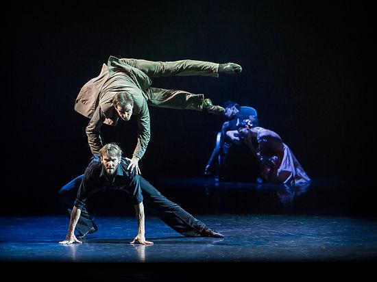 В Большом театре прошла московская премьера «Up & Down»