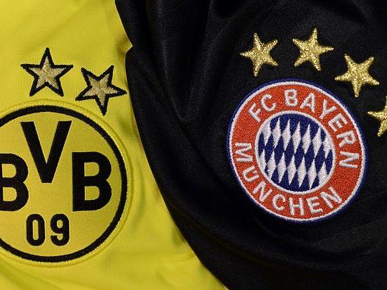 Игроки «Баварии» жаждут «зарубиться» с Дортмундом