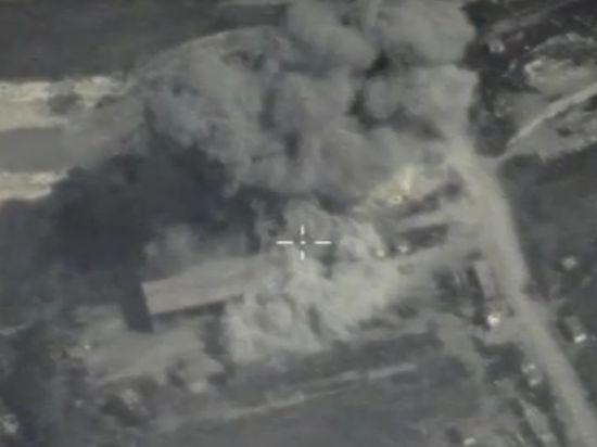 Российские ВВС уничтожили мастерскую ИГИЛ, где собирали «пояса шахидов»
