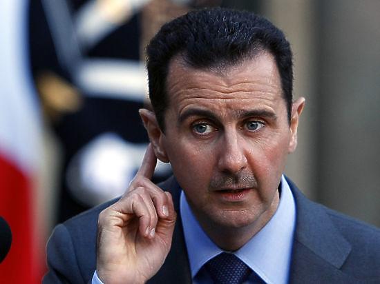Асад рассказал об операции России и назвал условия отставки