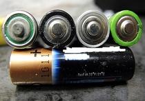 Нагрев пальчиковых батареек восстанавливает их работоспособность