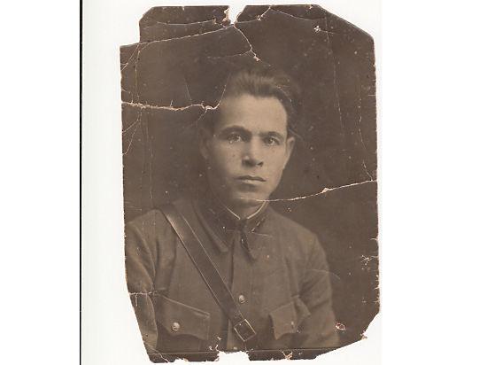 Мой прапрадед на войне