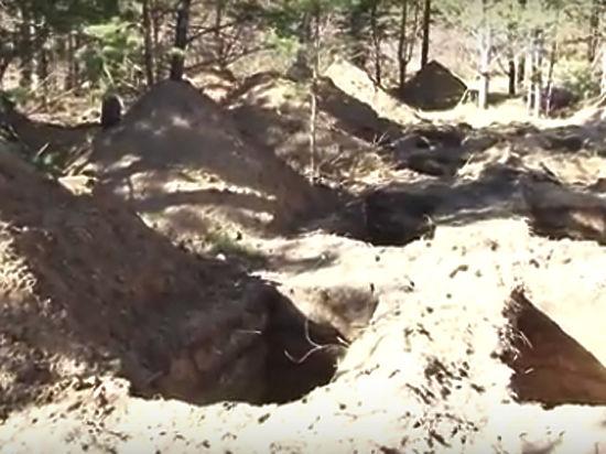 В Чите власти приготовили живым ветеранам свежие могилы