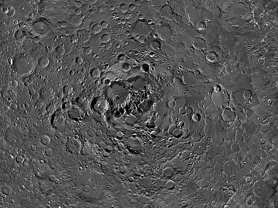 Снимки северного полюса Луны хранят тайну зарождения Солнечной системы
