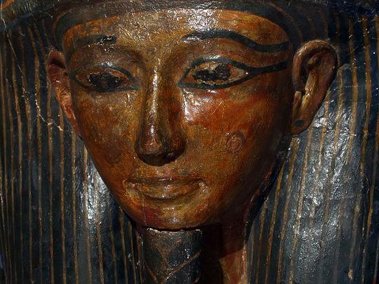 В музее Крамского открылась уникальная выставка египетских древностей