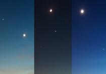 С 8 по 20 октября по небу марширует парад планет