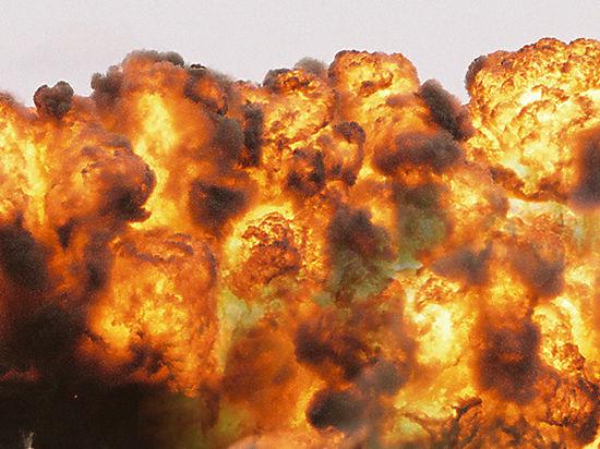 Взрыв прогремел в Петербурге