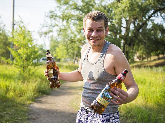 Что представляет собой пиво в России?