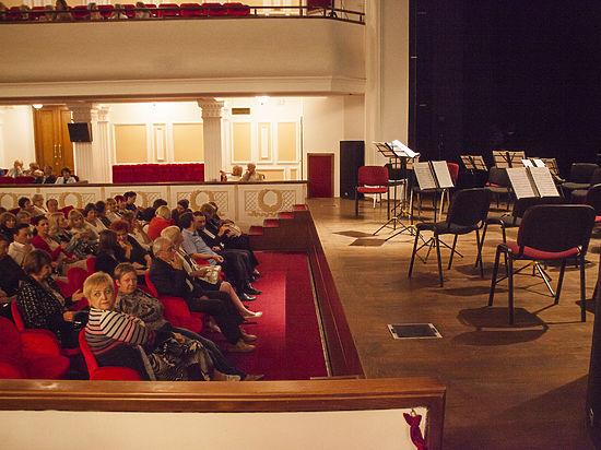 Ялтинцев порадовал Государственный академический камерный оркестр России