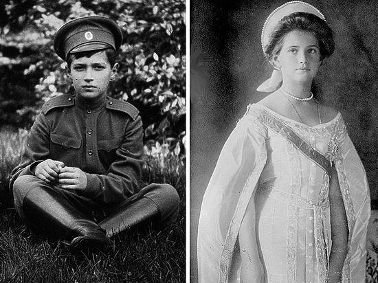 Долгое время останки цесаревича Алексея и Великой княжны Марии хранились в сейфе государственного архива