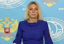 Захарова рассказала, кто снабжает террористов внедорожниками Toyota