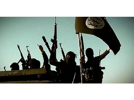 Черные знамена ИГИЛ появились и у границ с Туркменистаном