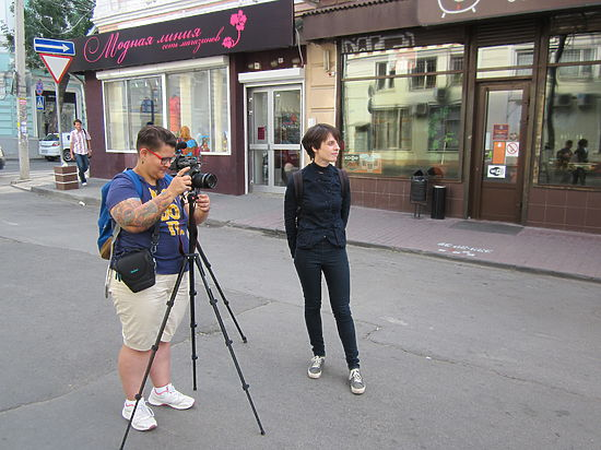Ростовчане снимают кино о любимом городе