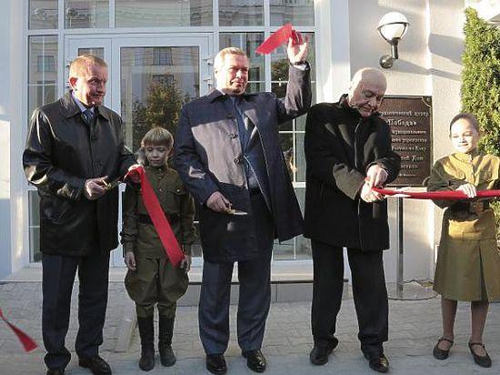В Ростове-на-Дону открылся уникальный военно-патриотический центр «Победа»