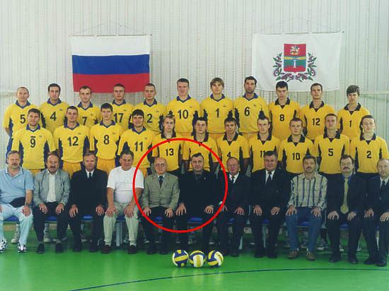Предполагаемый убийца замглавы Красногорска был набожным любителем волейбола