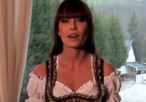 «Мисс Австрия» разбилась в горах при странных обстоятельствах