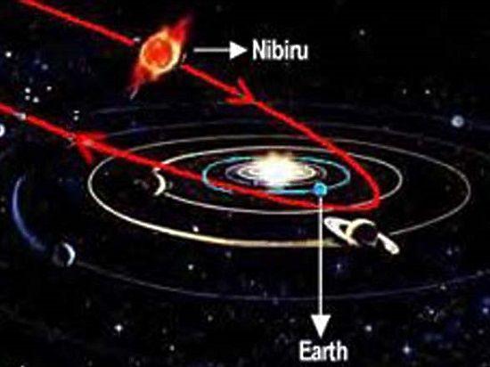 """Ее другое название - """"планета Х"""""""