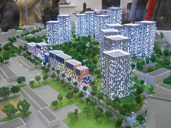 Будущий жилой комплекс в квартале №179 обрел собственное имя