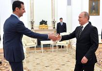 О чем Путин договорился с Асадом