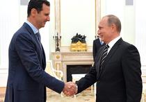 После переговоров с Путиным Асаду посоветовали остаться в России