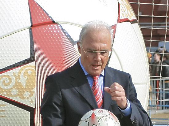Комитет по этике ФИФА подозревает Беккенбауэра в коррупции