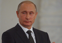 Рейтинг Путина достиг почти 90% благодаря операции в Сирии