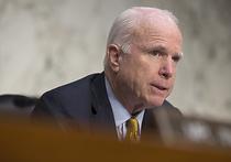 """Маккейн назвал """"аморальным"""" российско-американский меморандум о безопасности полётов в Сирии"""