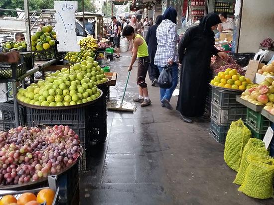 На сирийском рынке в Латакии нашего спецкорра поджидали чудеса