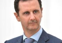 Игра, в которую играет Асад