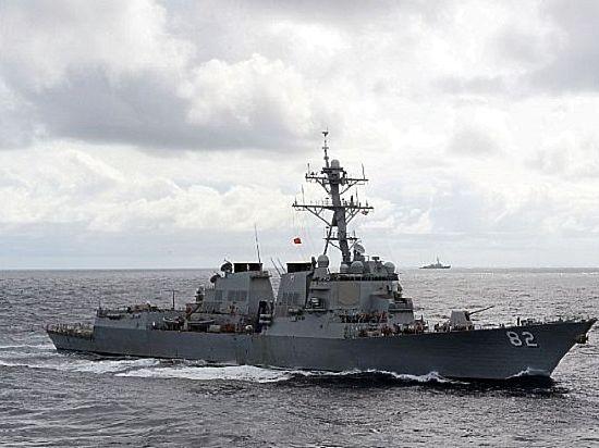 Действия ВМС США  вызвали жесткую реакцию Китая