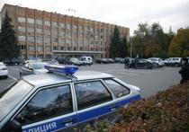 Камеры на здании администрации Красногорска сломались перед визитом Георгадзе
