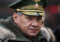 Шойгу проверил, как строится дорога в обход Украины