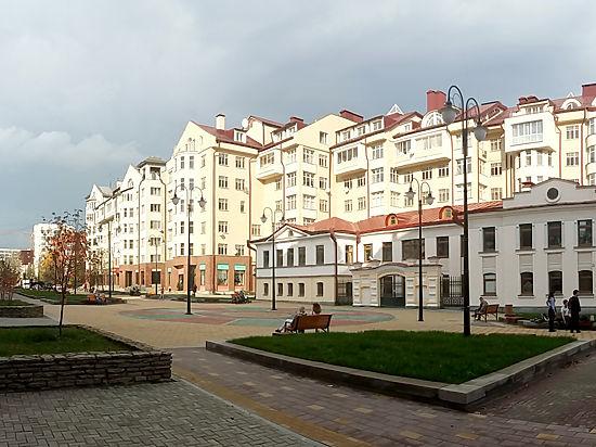 От Маркса до Энгельса. Новый пешеходный квартал открыли в Екатеринбурге