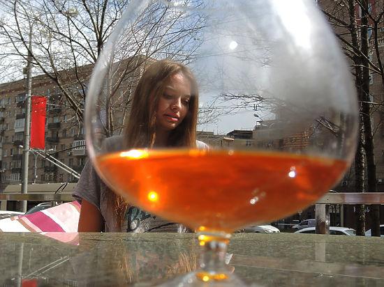 Больше всего пива, вина и водки пьют в центре города