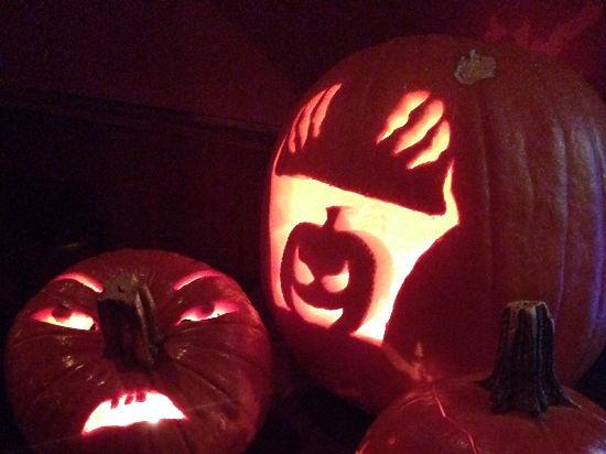 1 ноября горящие тыквы Хэллоуина встанут на защиту мира