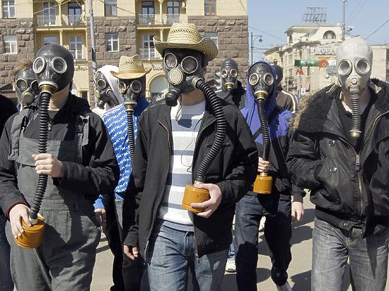 Кремль готовится к молниеносному глобальному удару: отечественных противогазов хватит всем