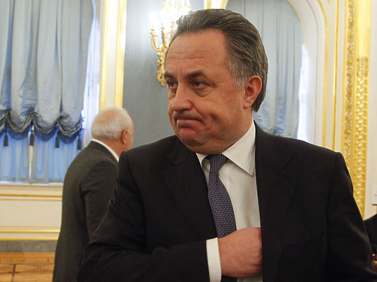 Мутко прокомментировал слова Блаттера: «Сговоров России и ФИФА не было»