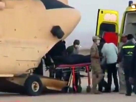 МАК и Росавиация: разбившийся в Египте А321 развалился в воздухе