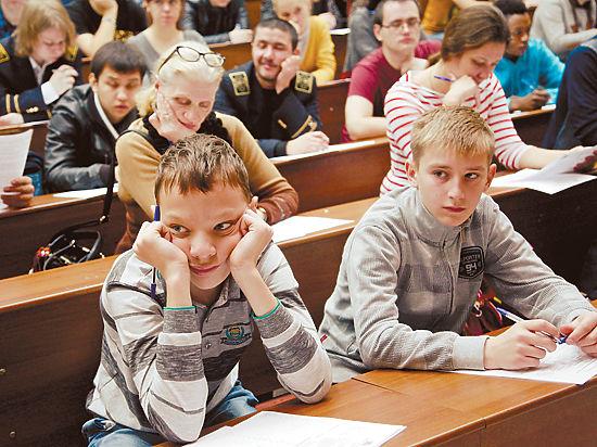 В России впервые прошел географический диктант