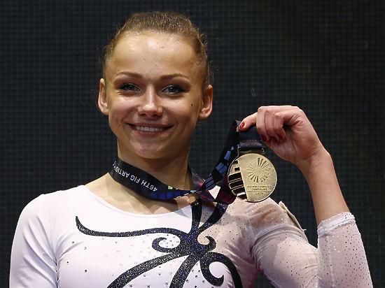 Спортивная гимнастика, чемпионат мира: Пасека, Комова, Спиридонова – три золота Глазго!