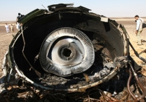 """""""Когалымавиа"""": причиной крушения А321 могло стать механическое воздействие"""