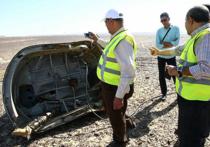 Эксперты: A321 «Когалымавиа» рухнул из-за технических неполадок