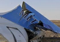 Эксперты назвали три версии разрушения А321 в небе над Египтом