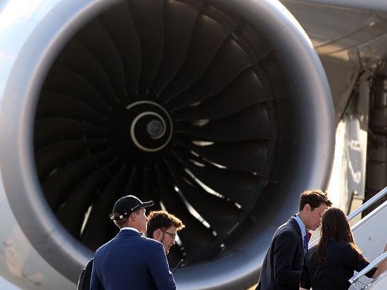 Власти Египта задержали вылет самолета Airbus 321
