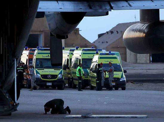 почему крушение самолета в египте фото из пулково того